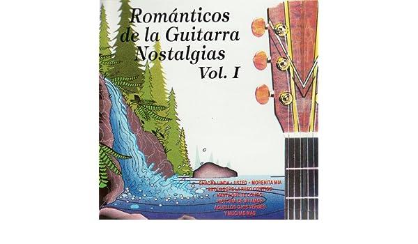 Romanticos De La Guitarra Nostalgias, Vol. 1 by Various artists on Amazon Music - Amazon.com