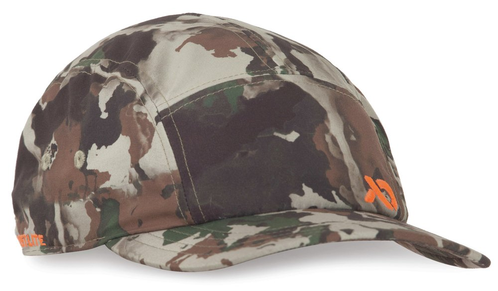 First Lite - 5 Panel Tech Cap in First Lite Fusion OS - First Lite Fusion by First Lite