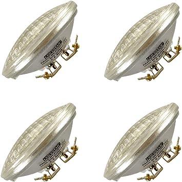 Vstar LED PAR36 9W 12V Warm White Lamp Eq to 50W Halogen