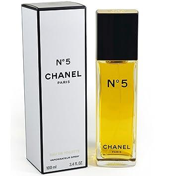 chanel no 5 eau de parfum. chanel no.5 eau de toilette - 100 ml no 5 parfum