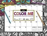 2018 Color Me by Hallmark Desk Blotter