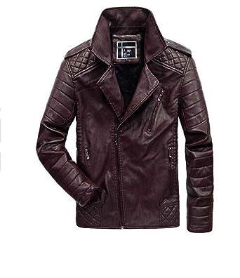 Hombres Chaquetas invierno de Moto Para Hombre Chaquetas Otoño Casual Coat , xxxxl