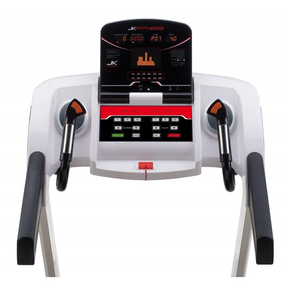 JK FITNESS - Tapis Roulant JK Fitness Competitive 155 Alfombra ...