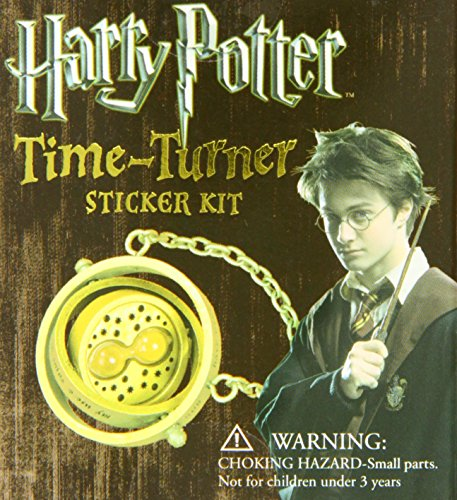 Harry Potter Book Lengths : Harry potter time turner sticker kit reading length
