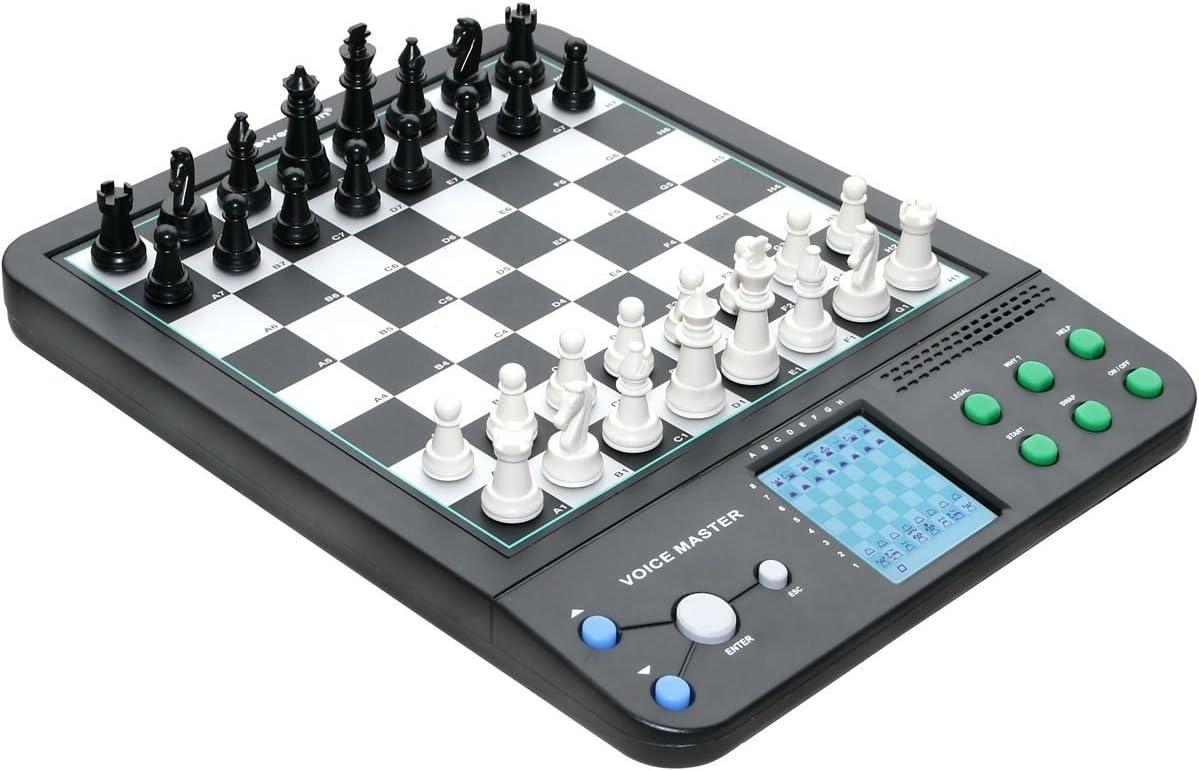 Ajedrez Electrónico Voice Chess Professor