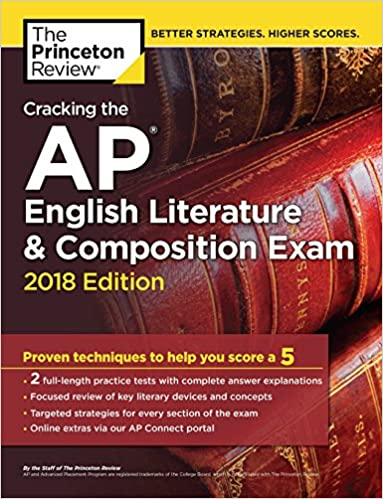 Amazon Cracking The Ap English Literature Composition Exam