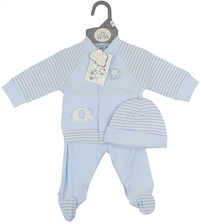 f031ff292fcd Baby Boys 3 Piece Jacket