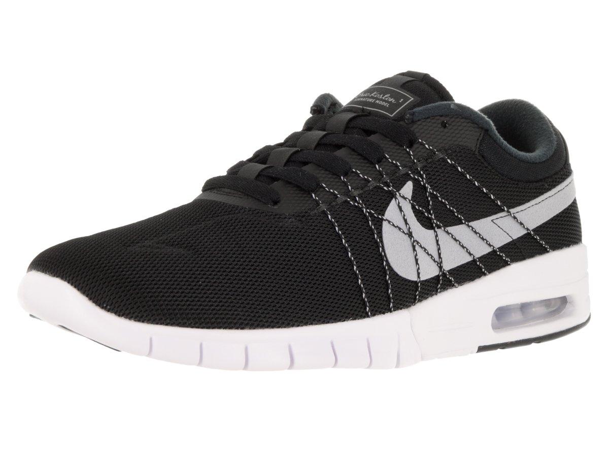 NIKE Men's SB Koston Max Skate Shoes… B01DFLEH9K 8 D(M) US|Black/Wolf Grey/White