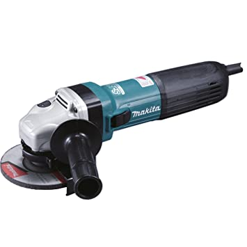 Makita Winkelschleifer 125 Mm 1 400 W Ga5041c01 Amazon De Baumarkt