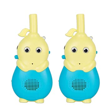 Amazon.com: TraCa Kids Toys Walkie Talkies - Radio portátil ...
