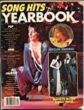 Song Hits Yearbook Magazine Summer 1977- Rod Stewart- Billy Davis- Abba
