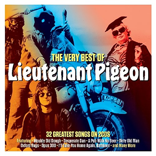 Lieutenant Pigeon-The Very Best Of Lieutenant Pigeon-(NOT2CD657)-2CD-FLAC-2017-WRE Download