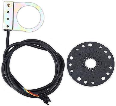 Wallfire Kit de Sensor de Pedal de Asistencia para Bicicleta eléctrica ...