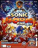 GameStop Exclusive Sonic Boom: Fire & Ice Poster