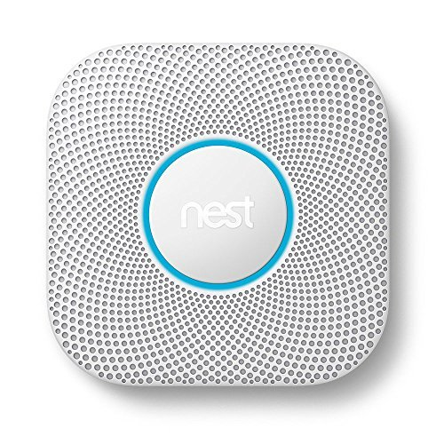 Nest Protect Smoke and Carbon Monoxide Alarm,...