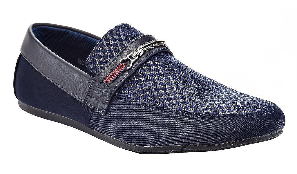 Franco Vanucci Mens Driving Shoes