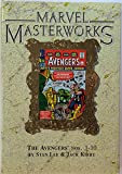 img - for Marvel Masterworks: The Avengers Volume 1 Variant book / textbook / text book