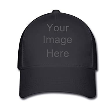 design your baseball cap uk template free diy designs custom personalized adjustable photo message print hat