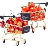 Shopping Carts, Baskets & Cash Registers