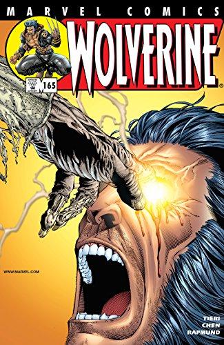 - Wolverine (1988-2003) #165