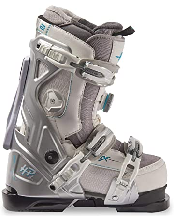 Apex Ski Boots HP-L Ladies All-Mountain Ski Boots - Ski All Day 407a4b307
