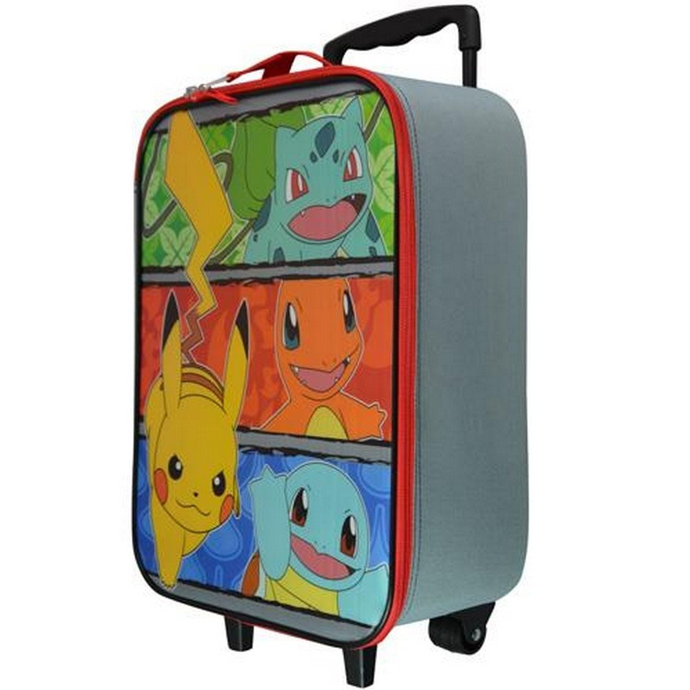 Pokemon and Friends Pilot Case, Multi FAB Starpoint 688955853515