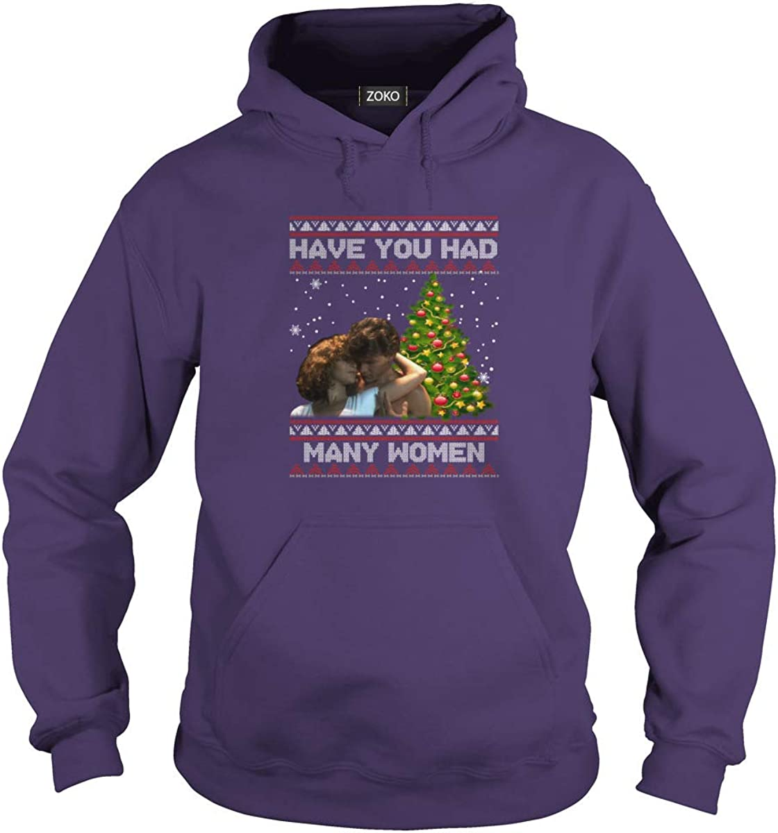 Zoko Apparel Have You Had Many Women Ugly Christmas T-Shirt