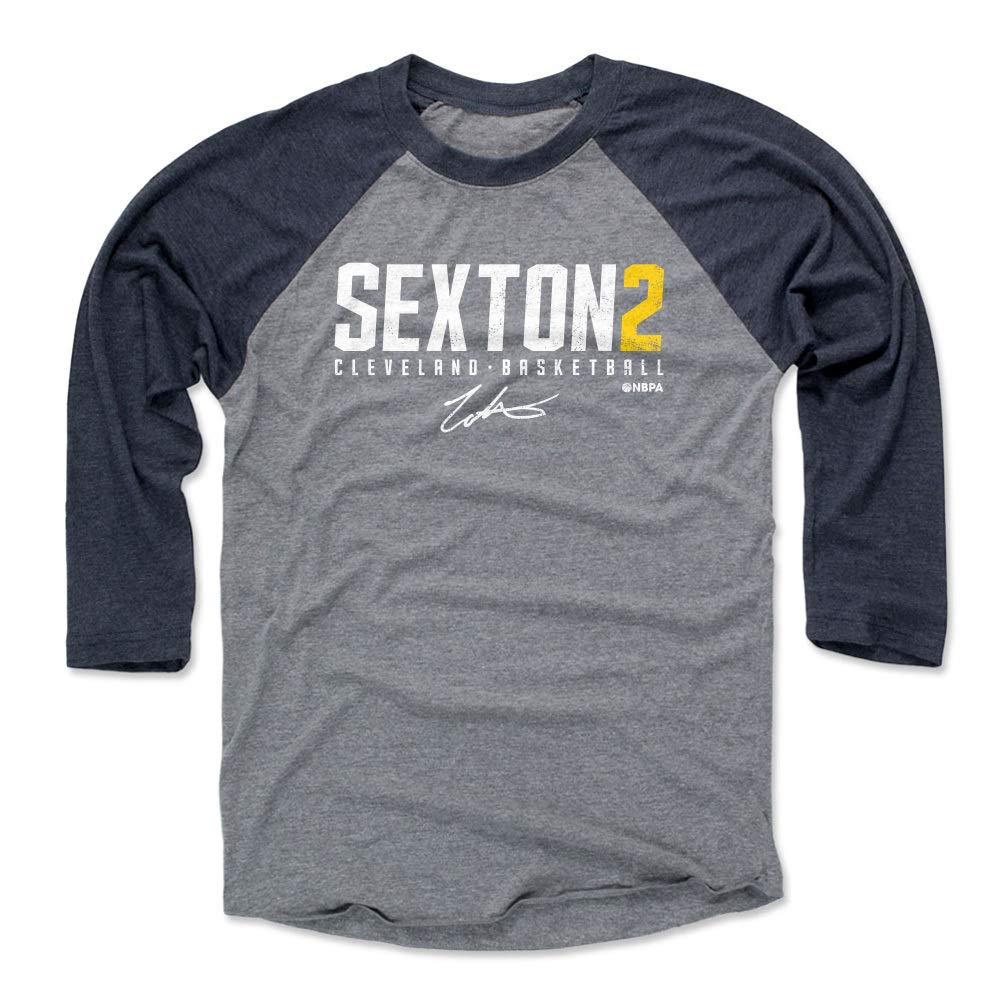 best loved 91b8d 75e96 Amazon.com : 500 LEVEL Collin Sexton Shirt - Cleveland ...