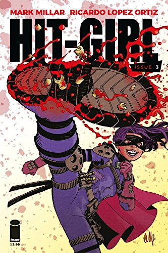 Download HIT-GIRL #3 A EDITION (MR) pdf