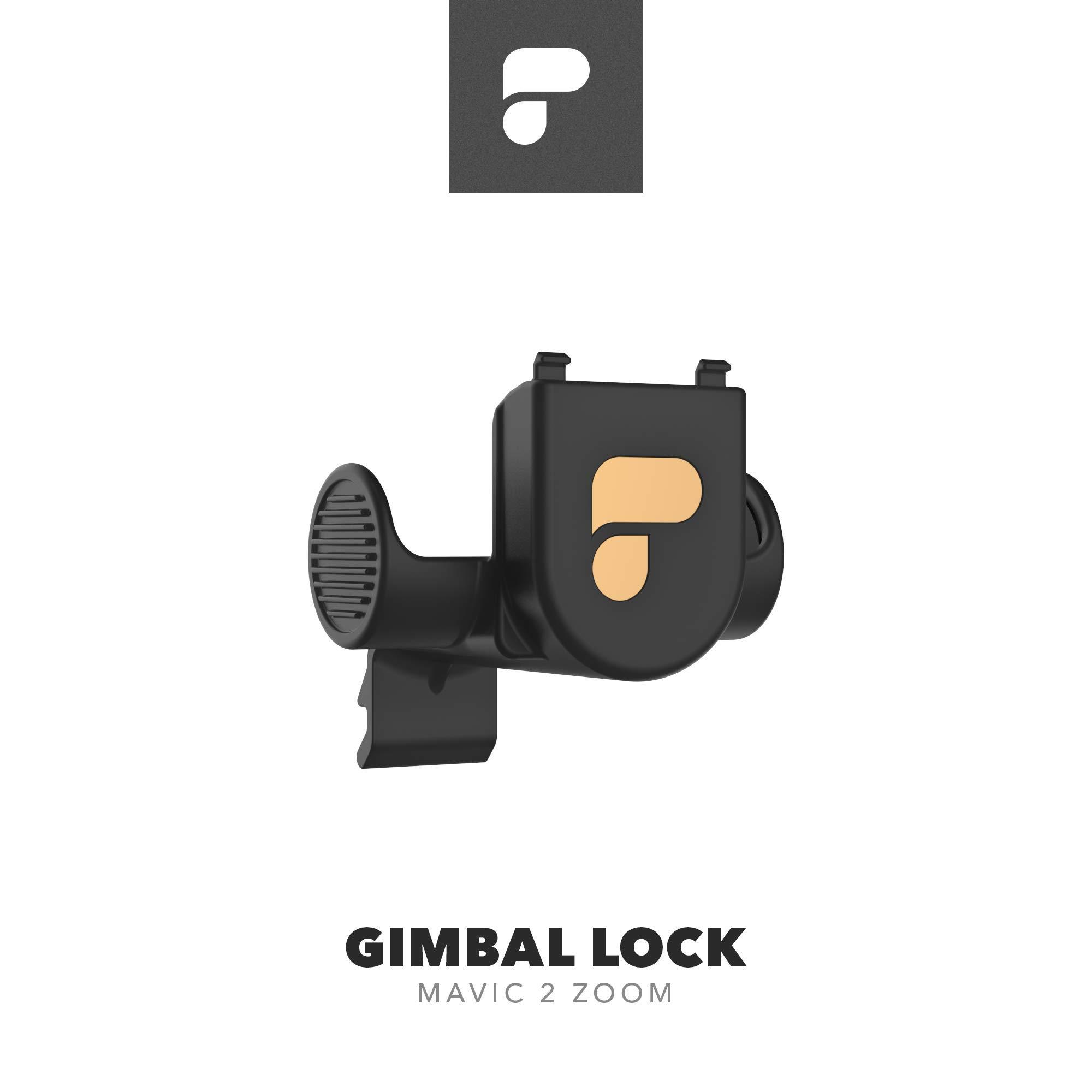 PolarPro Gimbal Lock/Lens Cover for DJI Mavic 2 Zoom by PolarPro