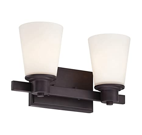 buy online 3c99e a236c Savoy House 8-1080-2-13 Fontaine 2-Light Vanity Bar in ...