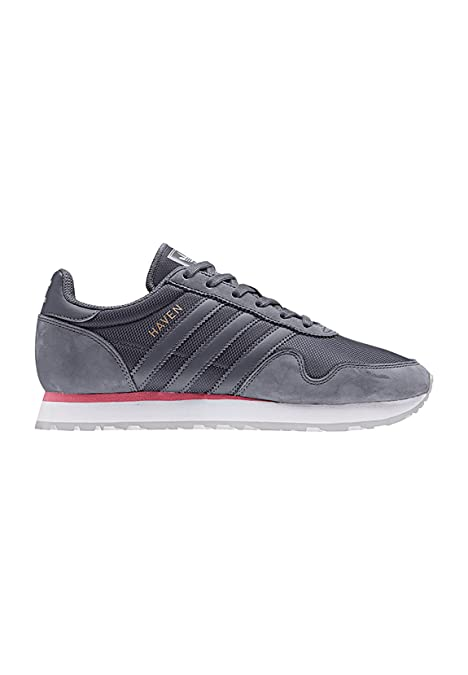 ADIDAS Originals Sneaker da Donna Haven W cq2524 GRIGIO SCURO