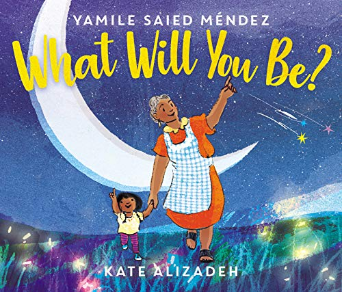 Book Cover: What Will You Be?