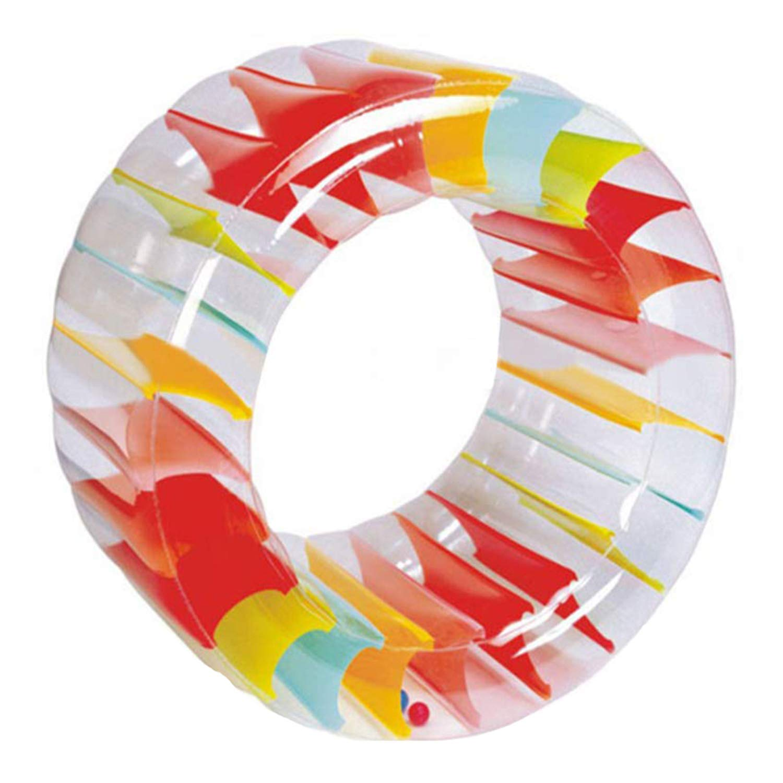 Wonderful Industry ltd Colorful Inflatable Water Wheel Roller Float, Kids Pool Float Swimming Pool Toys by Wonderful Industry ltd