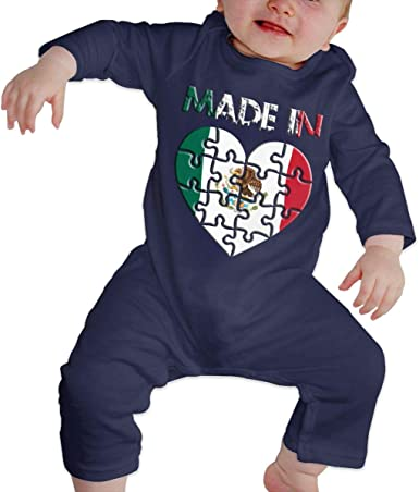 Baby Boy Bodysuits Made in Mexico Baby Rompers