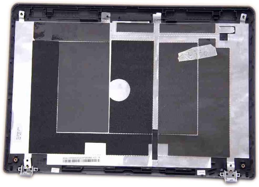 Black Andet Original Compatible with Replacement for Lenovo ThinkPad E330 E335 L330 Laptop LCD Back Cover Rear Lid Top Case Shell 04W4224