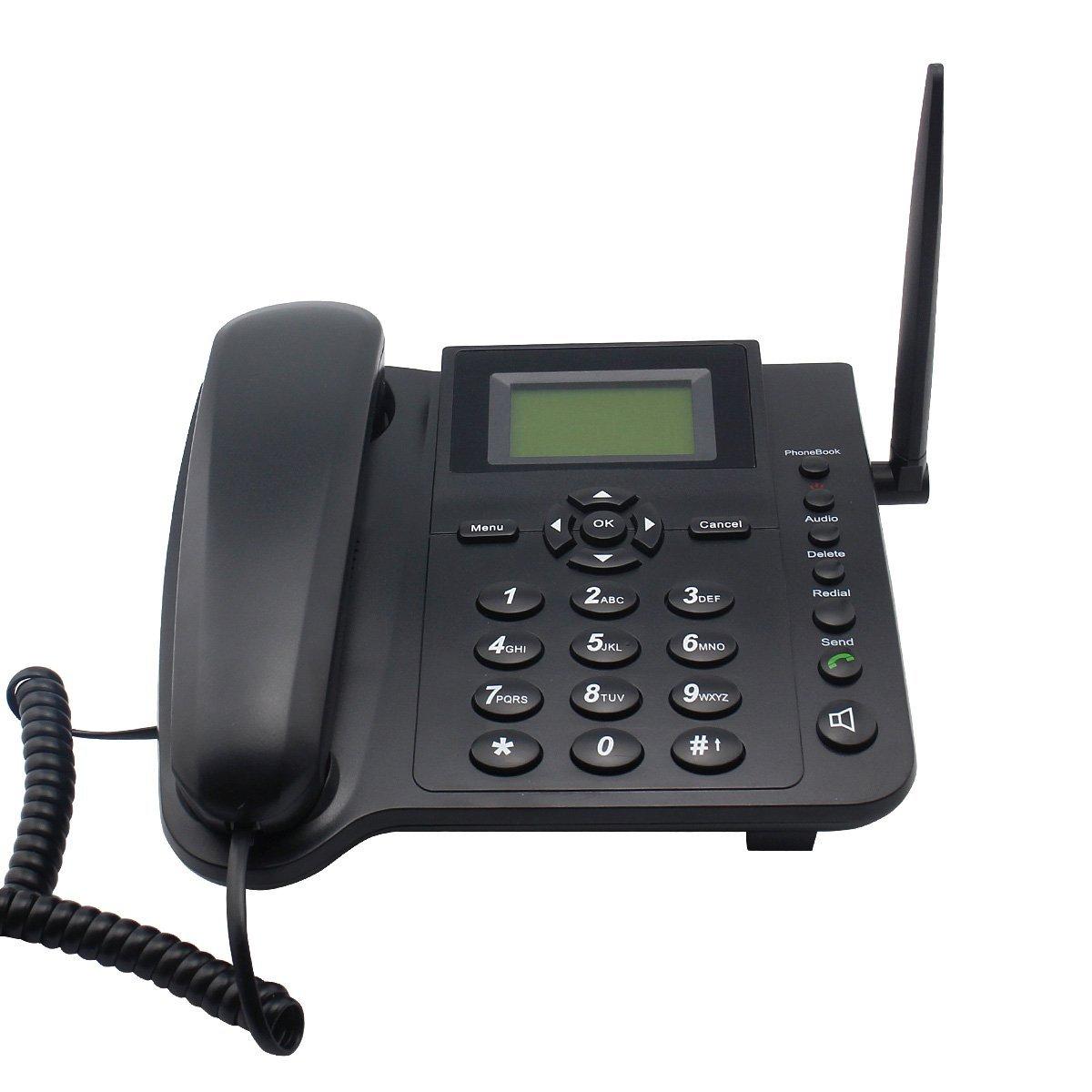 Sourcingbay - M281 teléfono fijo: Amazon.es: Electrónica