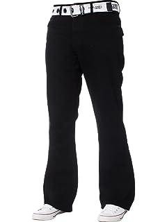F.B.M Jeans - Jeans - Bootcut - Homme Bleu Bleu clair  Amazon.fr ... 5345eef09ce3