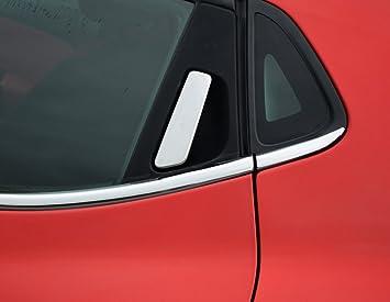 2 piezas cromadas para manillar de puerta trasera para Clio IV (2012 +): Amazon.es: Coche y moto