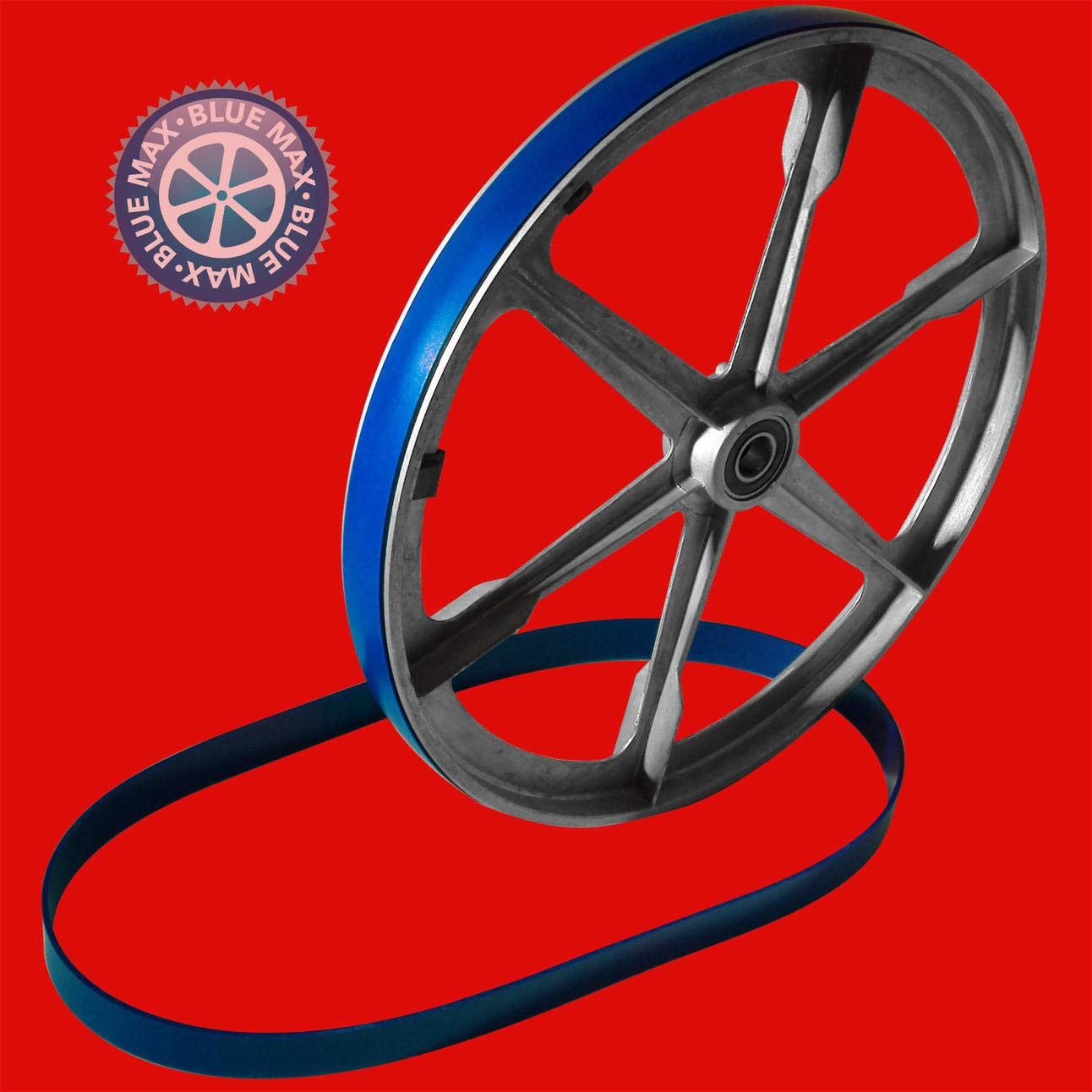 BLUE MAX ULTRA DUTY BAND SAW TIRE SET FOR POWERMATIC MODEL 143 BAND SAW