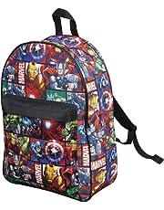 Marvel Avengers Official Backpack for Children Boys Girls Adults Comics Back Pack Travel Rucksack Bag