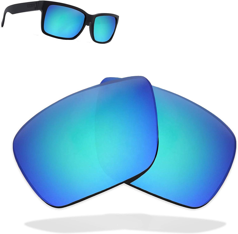 Replacement Lenses for VON ZIPPER ELMORE Sunglasses Multi-Color Anti-Scratch Anti-Glare UV400 by SeekOptics