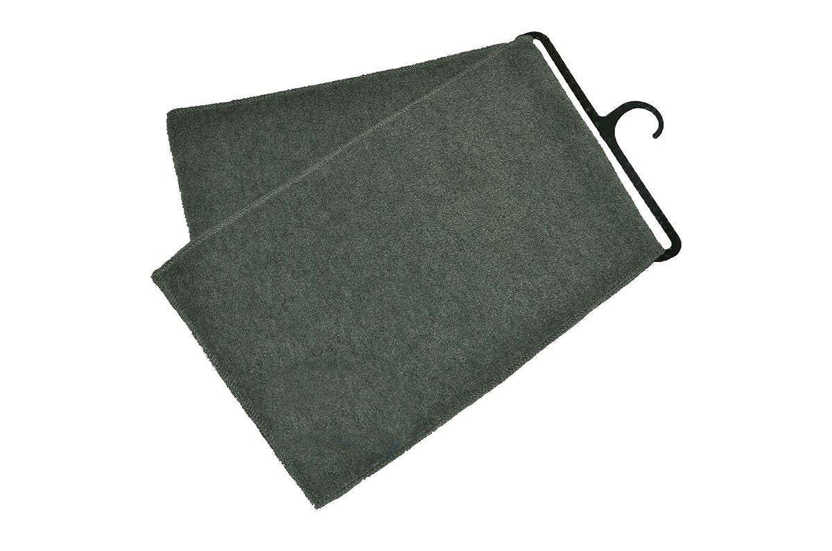 Childs Fleece Scarf, Grey