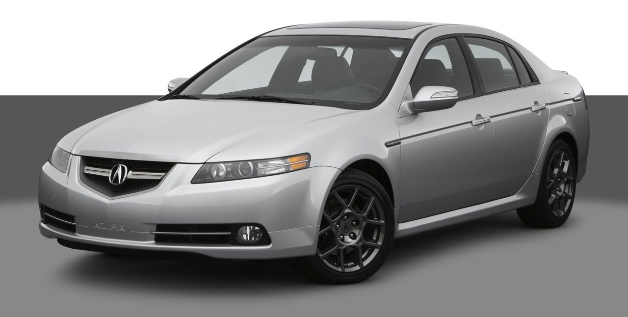 2007 acura tl manual transmission