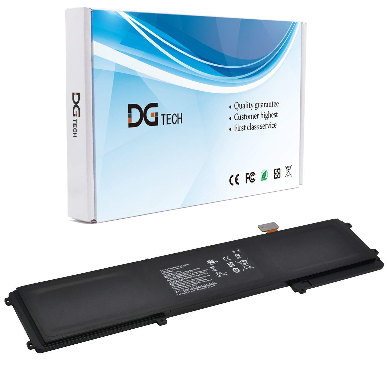DGTECH New BETTY4 Laptop Battery Compatible with Razer Blade 2016 14'' Series RZ09-0195 RZ09-0165 RZ09-01953E72 RZ09-01952E72 (11.4V 70Wh)