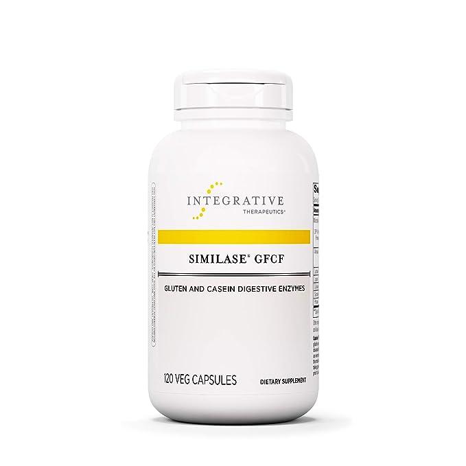 Integrative Therapeutics - Similase GFCF 120 UltraCaps ...