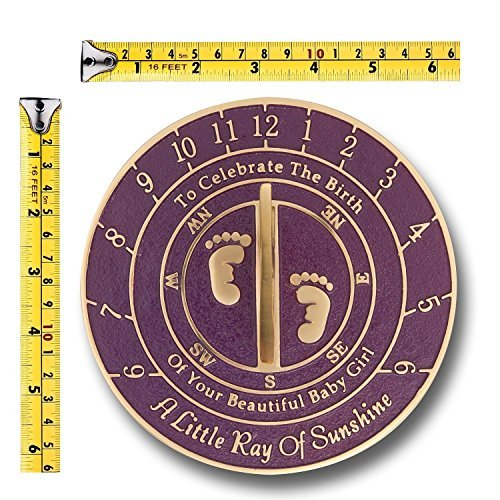 Baby Sundial Gifts