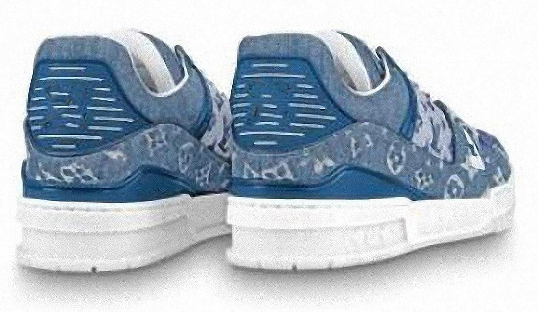 447 Sneaker Sportschuhe High-End-Schuhe Freizeitschuhe Modeschuhe Fitnessschuhe Laufschuhe Low-Top-Sportschuhe Herrenschuhe Damenschuhe Biue