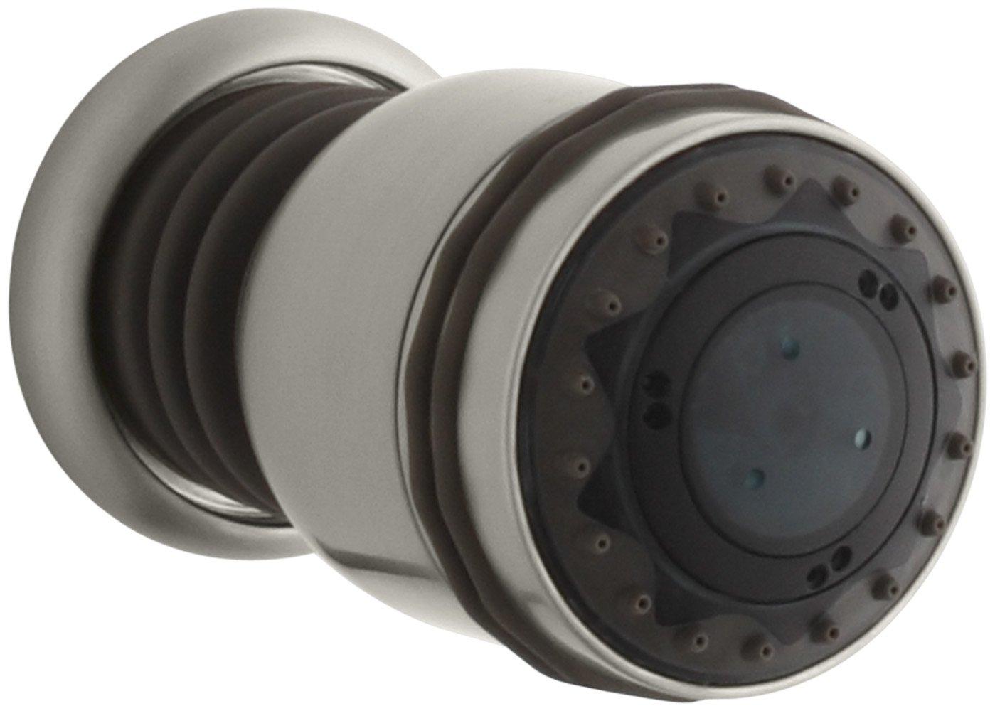 KOHLER K-8509-BN MasterShower Three-Way Bodyspray, Vibrant Brushed Nickel