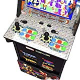 Arcade 1UP X-Men Vs Street Fighter with Custom Riser